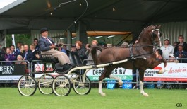 Eebert wint Cambridge Cole trofee