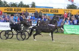 Young Rider competities gewonnen door leerlingen van stal Huckri